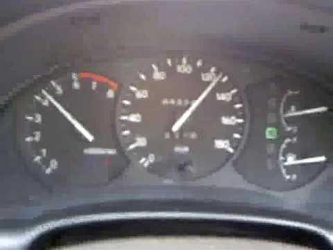 2002 toyota celica gt top speed