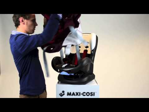 Maxi-Cosi Priori SPS | How To Remove The Cover