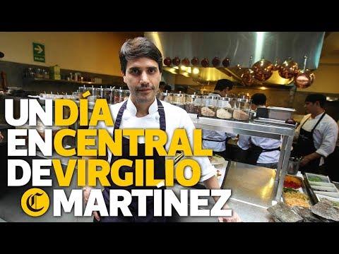 Un día en el restaurante Central de Virgilio Martínez