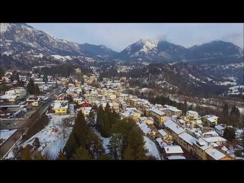 CASTIONE DELLA PRESOLANA (Bg) - Aerial Drone Footage