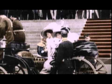 World War 1 in Colour. Ep. 1: Catastrophe