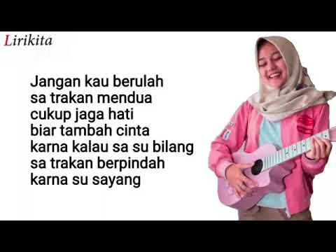 ASIK BANGET! KARNA SU SAYANG X METEOR GARDEN Cover By Putih Abu Abu #LIRIK