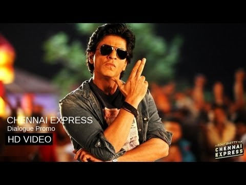 Chennai Express I Rahul attacks Meenamma I Dialogue Promo ...