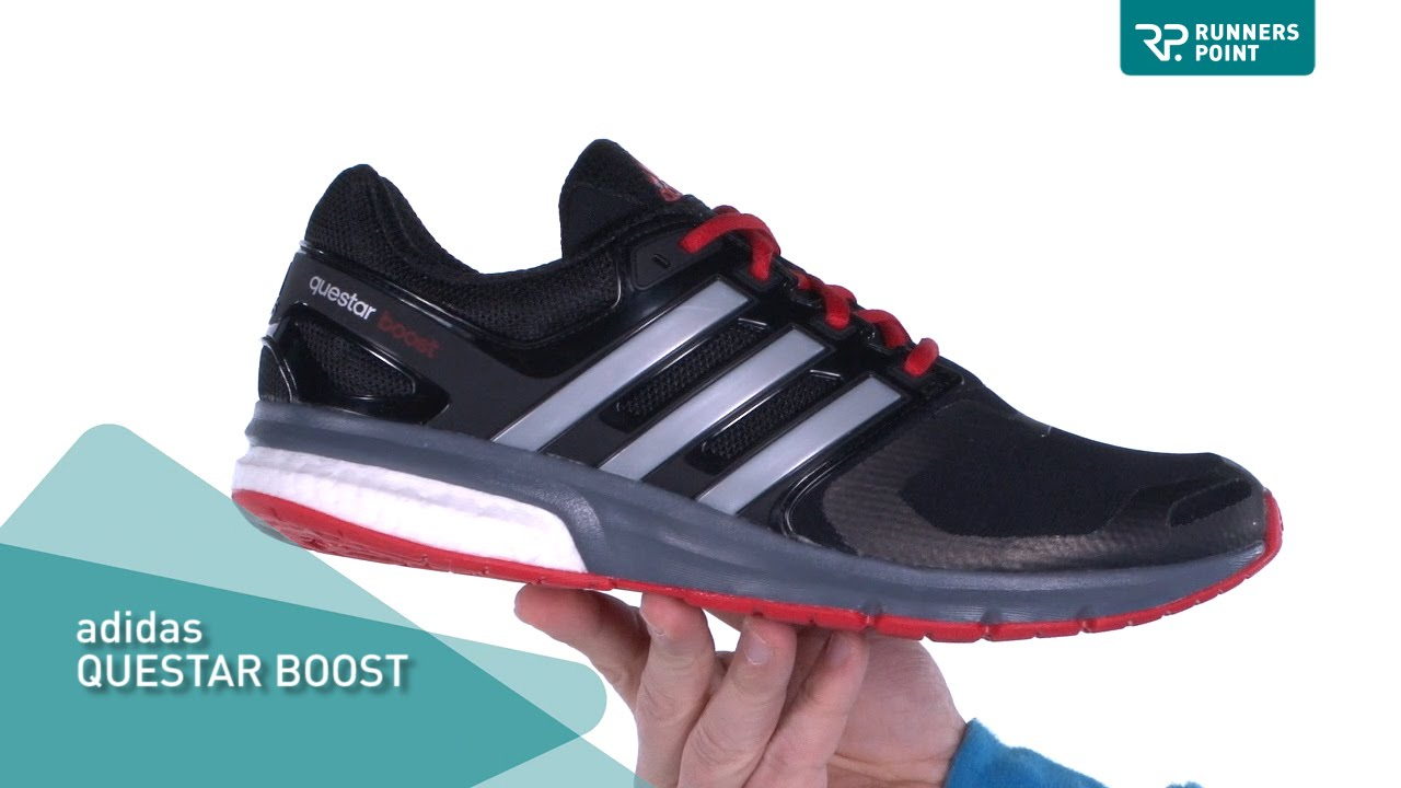 adidas QUESTAR adidas TF YouTube TF QUESTAR BOOST BOOST q88fW61S