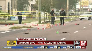 Police: Teenager shot, killed in Tampa during party