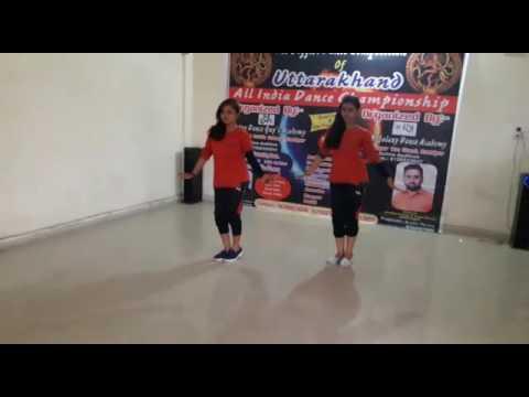 Tujhe chaha Rab se bhi jyada (Dance)