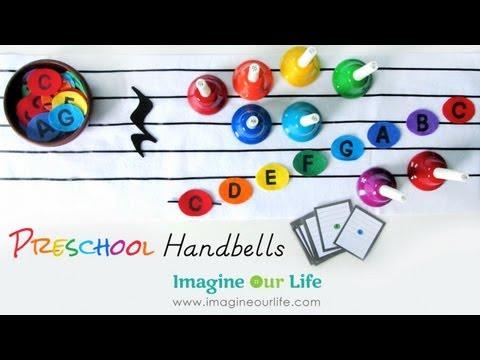 Preschool Handbells at Imagine Our Life