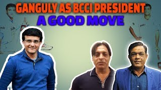 Ganguly as BCCI President | A good move | Caught Behind