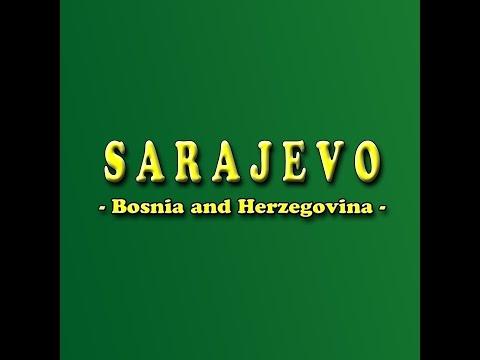 Slideshow of the Sarajevo,Bosnia and Herzegovina