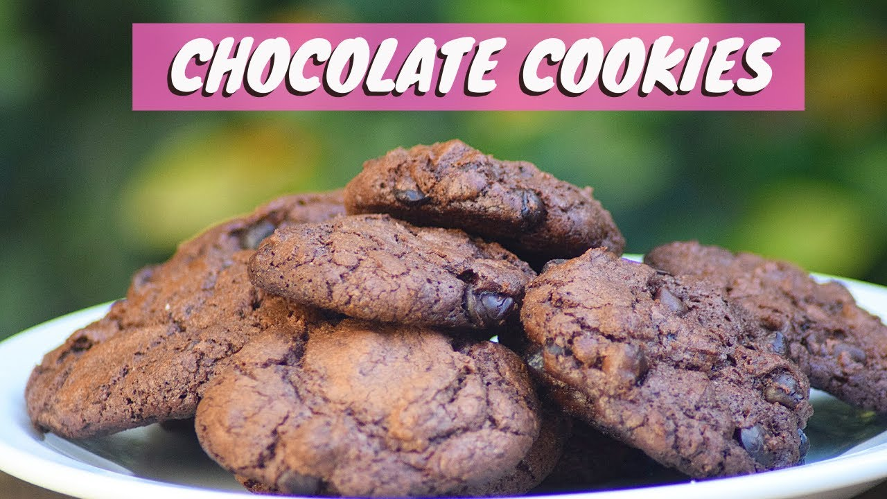 COOKIES de CHOCOLATE FACILES (Galletas de chocolate) l Marcos Bake Off Argentina