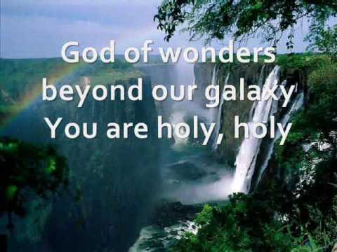 God of Wonders - Scott Reed
