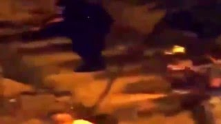 لحظة إحتراق ملهى ليلي بالجزائر ومقتل 7 أشخاص