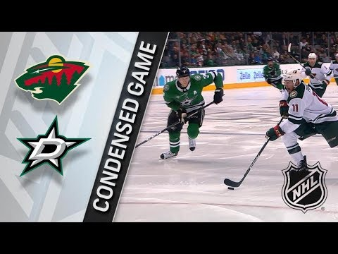 Minnesota Wild vs Dallas Stars – Feb. 03, 2018 | Game Highlights | NHL 2017/18. Обзор матча