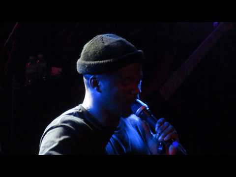 """Jacob Banks - """"Homecoming""""  and """"Redbone"""" (Live in Cambridge)"""
