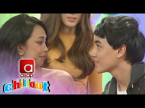 ASAP Chillout: Titig Challenge with MayWard