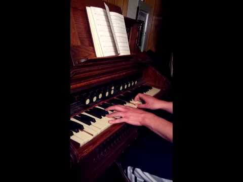 Nearer, My God, to Thee - Kimball Reed Organ