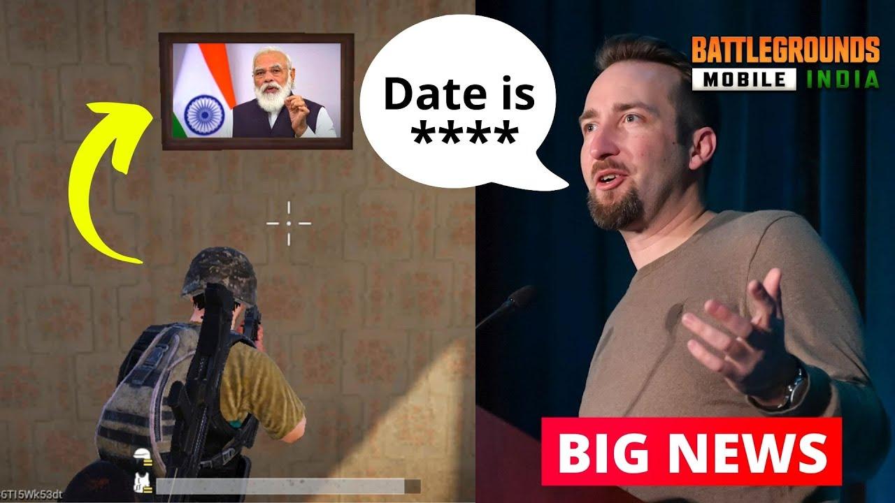 Battleground Mobile India News Today   Battlegrounds Mobile India Release Date   Battleground Mobile
