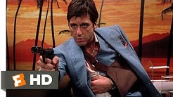Scarface (1983) - Every Dog Has His Day Scene (4/8)   Movieclips