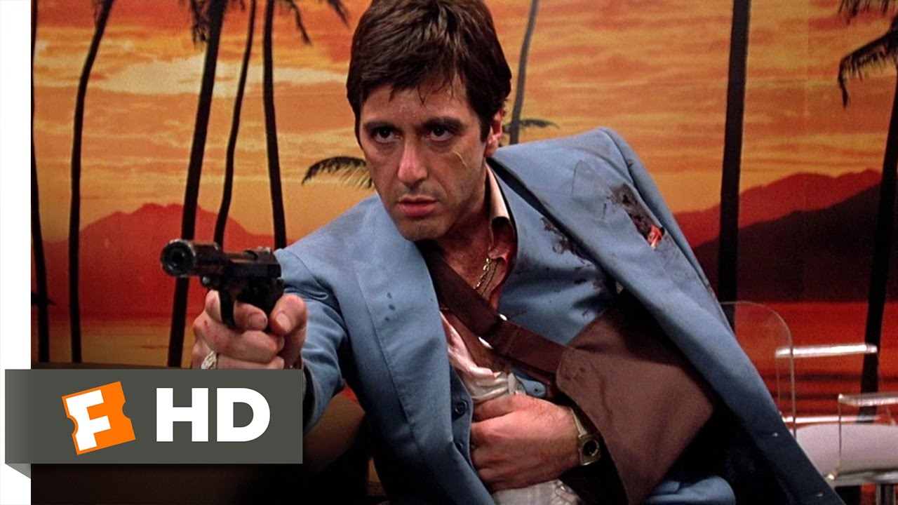 Scarface 1983 Every Dog Has His Day Scene 48 Movieclips
