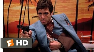 Scarface 1983 - Every Dog Has His Day Scene 48  Movieclips
