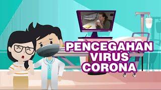 Halo, tanggal 2 maret 2020 kemarin ada pengumuman bahwa orang indonesia yang terkena virus corona ! wah, hati - ya guys. sini, #rogu kasih tau car...