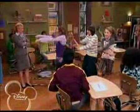 Hannah Montana Bone dance (German version)