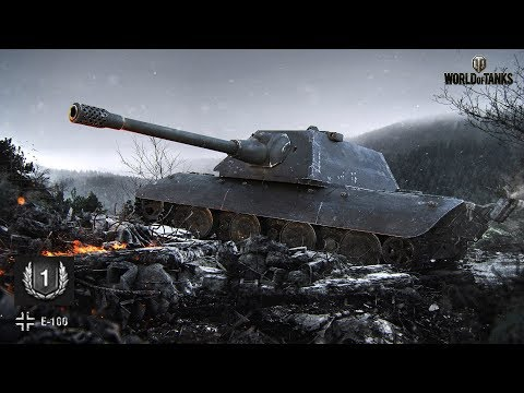 World of Tanks PS4 Gameplay # 407 Tier X E 100 1st Class