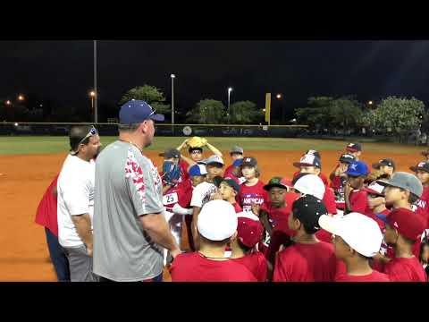 USSSA All-American Tryouts 9-14U Miami Florida Youth Baseball