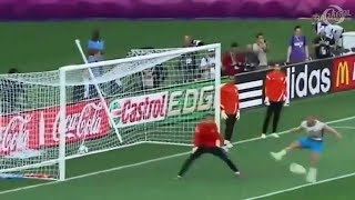 Gol - Gol Akrobatik paling Langka Terekam Kamera Saat Latihan