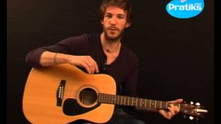 Guitare: Comment jouer That I Would be good de Alanis Morissette (version droitier)