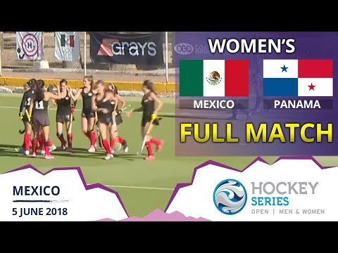 Mexico v Panama | Women's Hockey Series Open | FULL MATCH