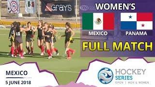 Mexico v Panama | Women's Hockey Series Open | FULL MATCH thumbnail