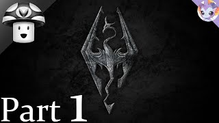 [Vinesauce] Vinny - The Elder Scrolls V: Skyrim Compilation (Part 1 of 2)