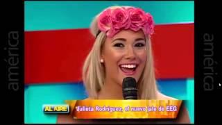 Julieta Rodríguez la nueva JALE de Esto es Guerra