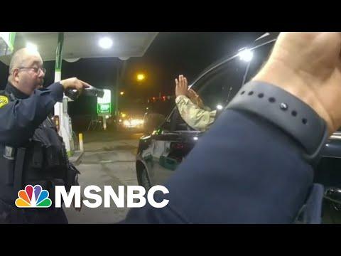 Army Lieutenant Sues Virginia Police After Traffic Stop   Morning Joe   MSNBC