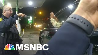 Army Lieutenant Sues Virginia Police After Traffic Stop | Morning Joe | MSNBC
