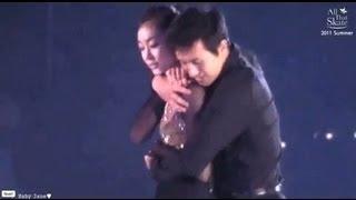 Repeat youtube video Yu-na Kim & Patrick Chan