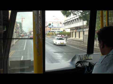 Bus Service in Mauritius-Travelling from Port Louis to Quatre Bornes 4