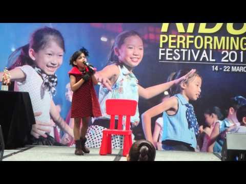 Popstar of the Year 2015 (Quarterfinals) - Jyostnaa Jayashanker