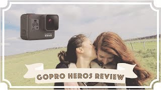 Trying GoPro Hero 5 // Claudia's First Video