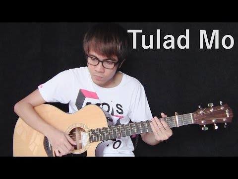Tulad mo - TJ Monterde (fingerstyle guitar cover)