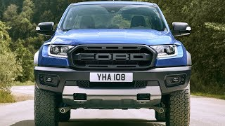 2019 Ford Ranger Raptor - High-Performance Pick-Up