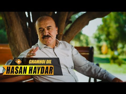 Хасан Хайдар - Гамхои дил (Клипхои Точики 2019)