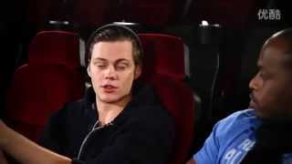 Download Video Bill Skarsgård interview - Popcorn MP3 3GP MP4