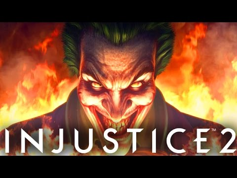 Injustice 2: The Final 3 Characters, Robin & Dr. Fate Gameplay First Impressions (Injustice 2)