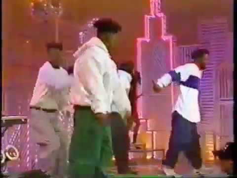 Soul Train 92' Performance - UMC's - Blue Cheese!