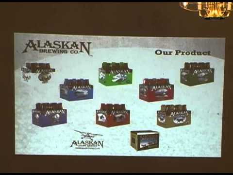 Alaska Brewing Co., Marketing Alaska at the Juneau Chamber of Commerce