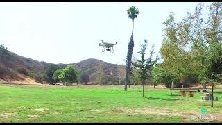 Hands-On with the DJI Phantom 4 Drone
