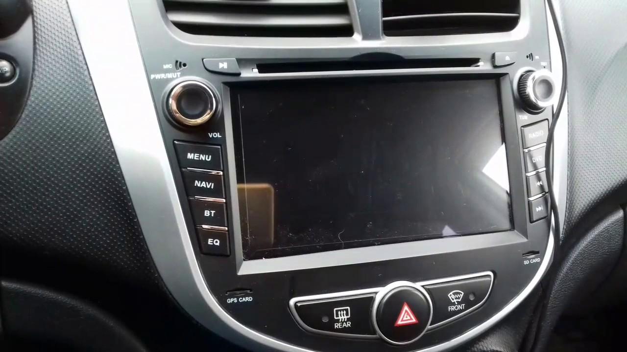 Штатные GPS магнитолы 2 DIN на Android 4. Большой тест .