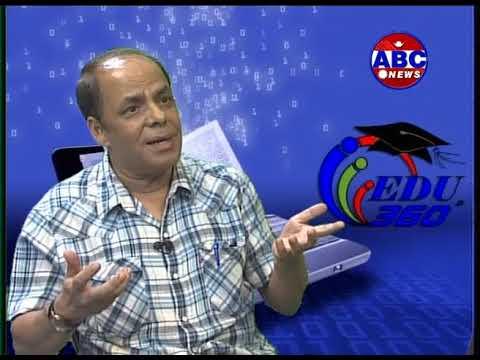 Edu 360 with Prof. Dr. Manprasad Wagle